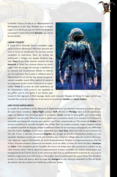 Page 6 Je suis Wolverine