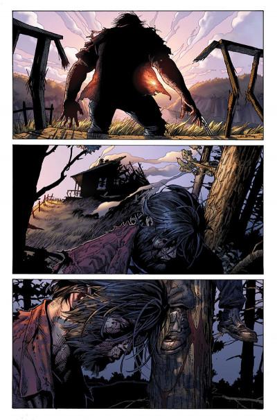 Page 0 La mort de Wolverine