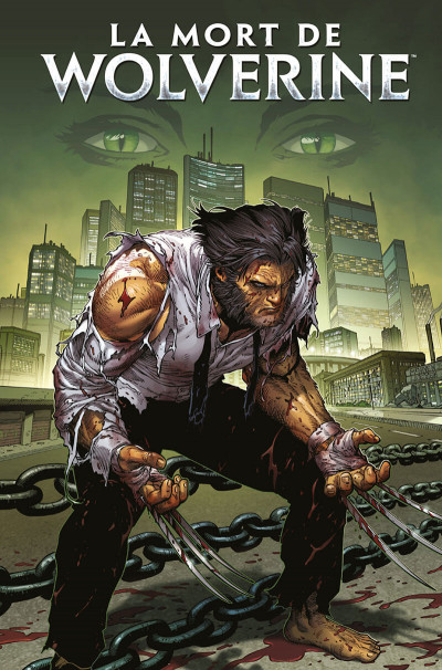 Page 2 La mort de Wolverine