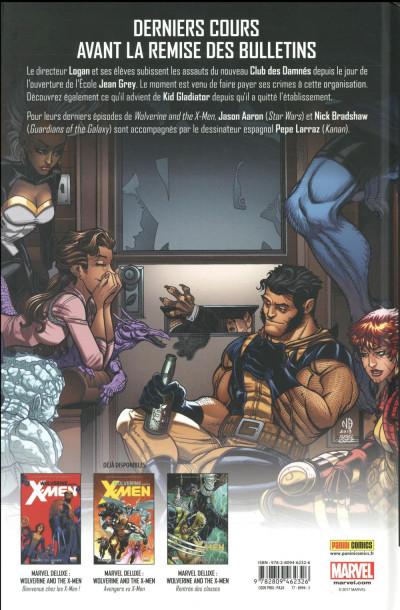 Dos Wolverine et les X-Men tome 4