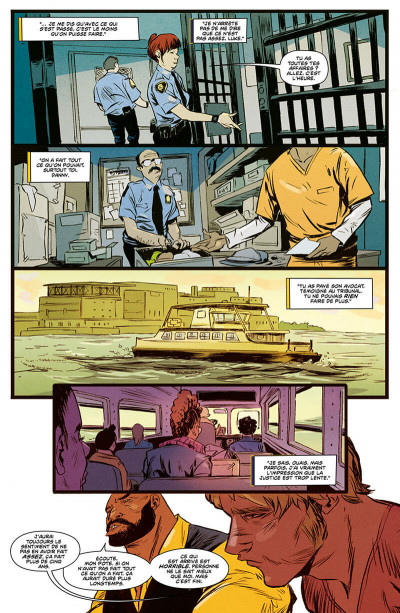 Page 8 Power Man et Iron Fist tome 1