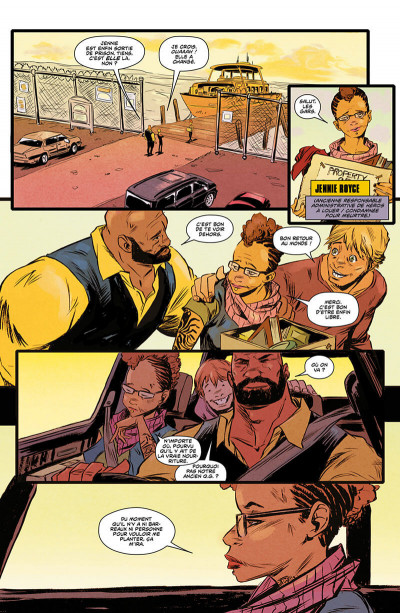 Page 9 Power Man et Iron Fist tome 1