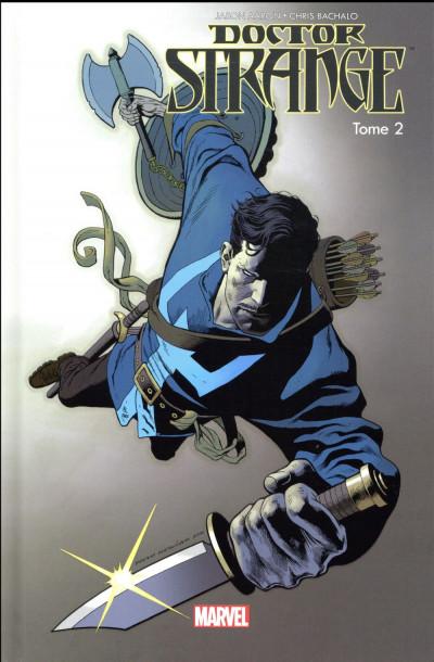 Couverture Doctor Strange tome 2