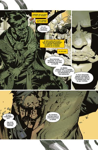Page 0 Doctor Strange tome 2