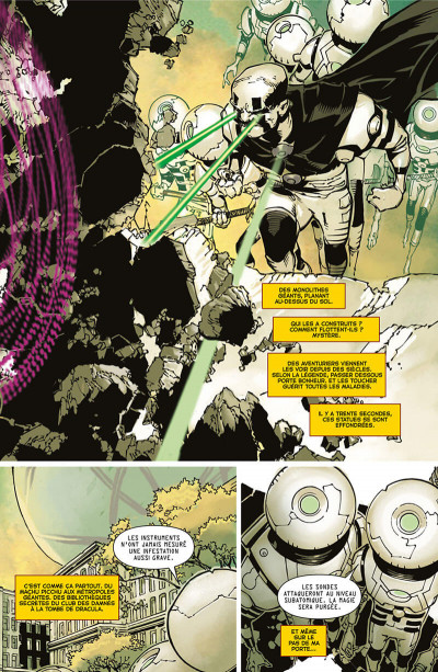 Page 8 Doctor Strange tome 2