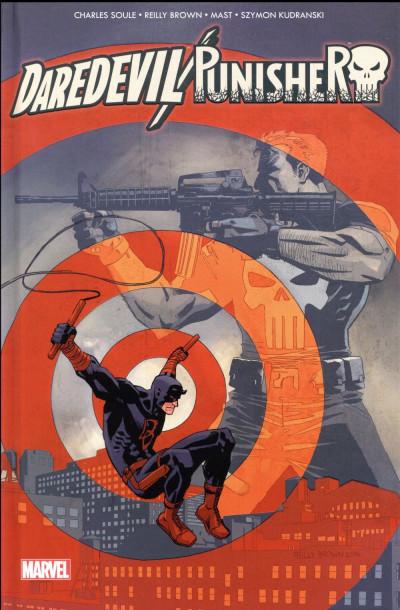 Couverture Daredevil et Punisher tome 1