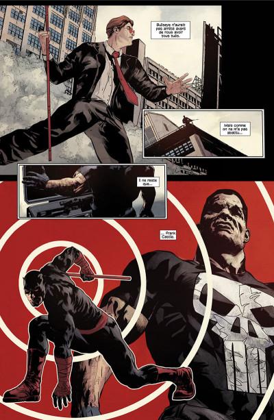 Page 0 Daredevil et Punisher tome 1