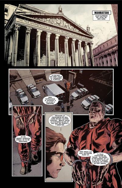 Page 6 Daredevil et Punisher tome 1