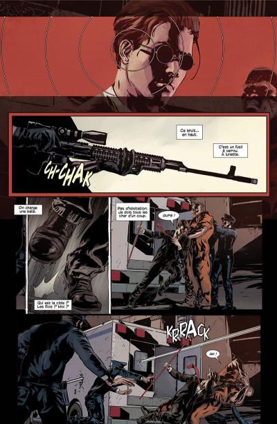 Page 8 Daredevil et Punisher tome 1
