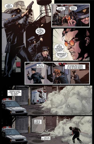 Page 9 Daredevil et Punisher tome 1
