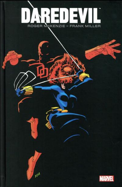 Couverture Daredevil par Frank Miller tome 0