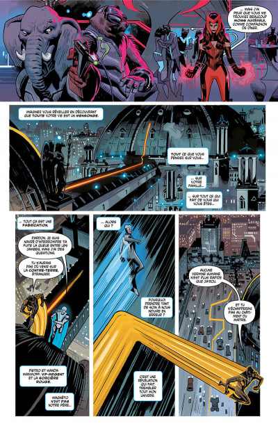 Page 9 Uncanny Avengers tome 6