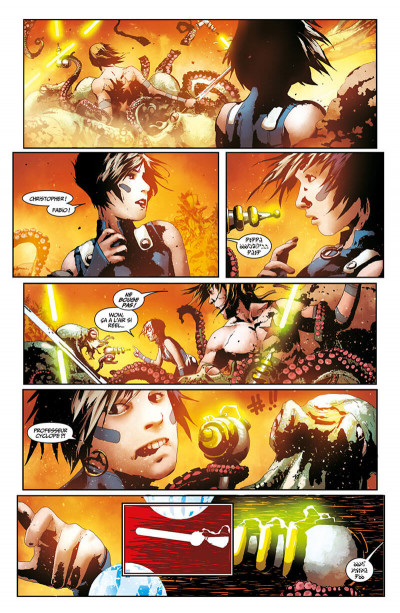 Page 0 All New X-Men tome 8