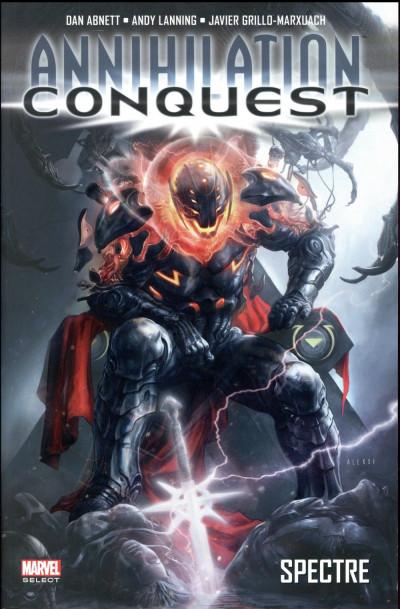 Couverture Annihilation conquest tome 2