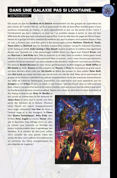 Page 4 Nous sommes les gardiens de la galaxie