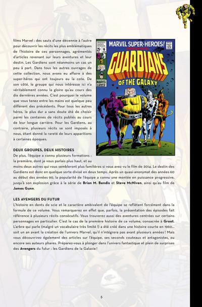 Page 6 Nous sommes les gardiens de la galaxie
