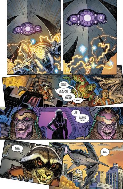 Page 0 Les gardiens de la galaxie tome 5
