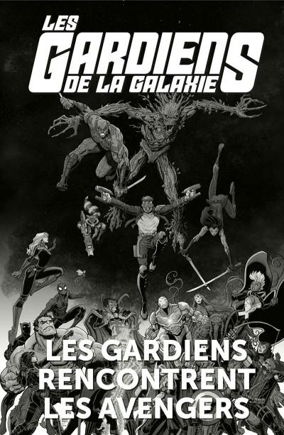 Page 2 Les gardiens de la galaxie tome 5