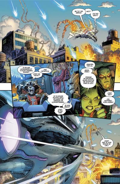 Page 7 Les gardiens de la galaxie tome 5