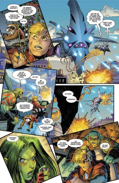 Page 8 Les gardiens de la galaxie tome 5
