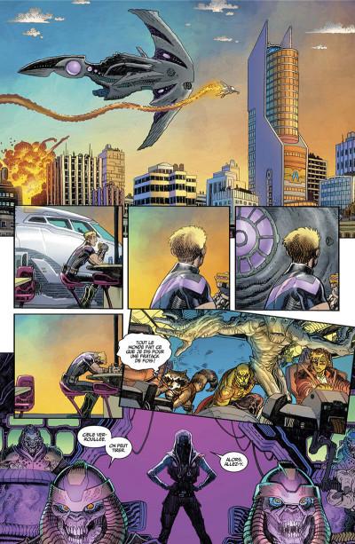 Page 9 Les gardiens de la galaxie tome 5