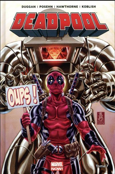 Couverture Deadpool tome 7