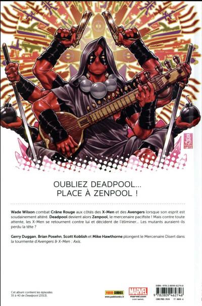 Dos Deadpool tome 7