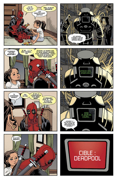 Page 6 Deadpool tome 7