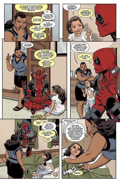 Page 8 Deadpool tome 7