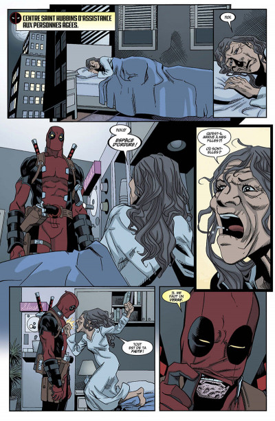 Page 9 Deadpool tome 7