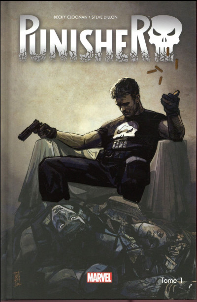 Couverture Punisher all-new all-different tome 1