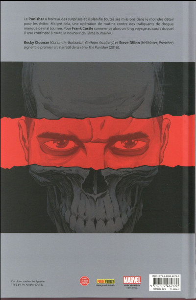 Dos Punisher all-new all-different tome 1