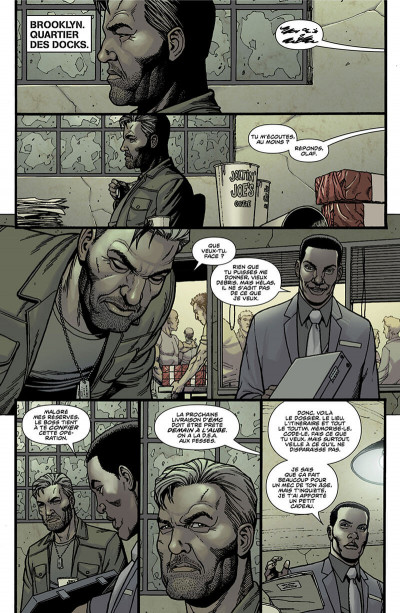 Page 6 Punisher all-new all-different tome 1