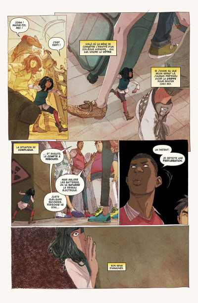 Page 0 Ms. Marvel tome 5