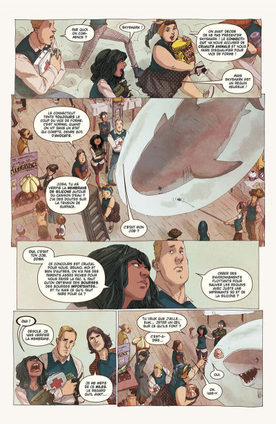 Page 9 Ms. Marvel tome 5