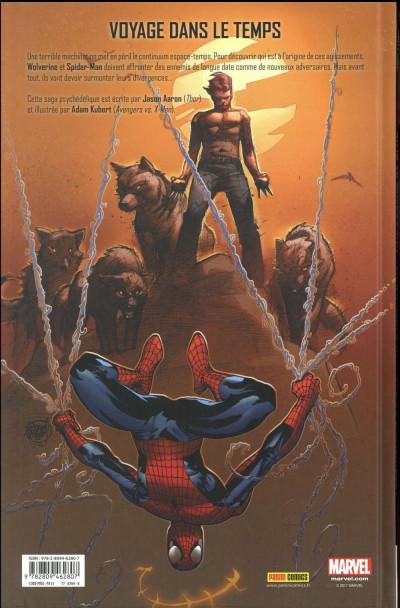 Dos Astonishing Spider-Man/Wolverine