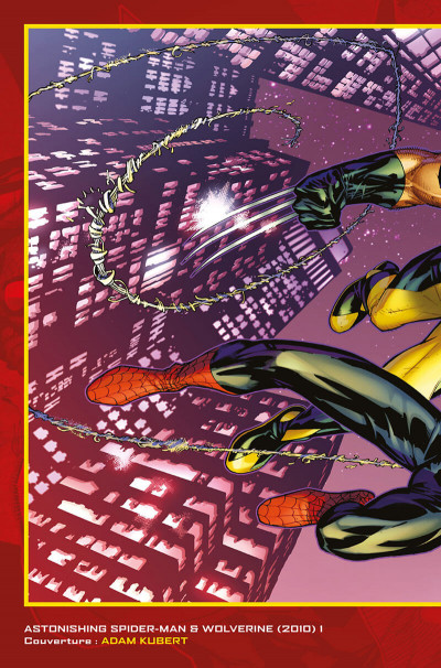 Page 7 Astonishing Spider-Man/Wolverine