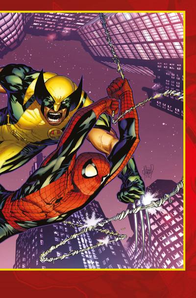 Page 8 Astonishing Spider-Man/Wolverine