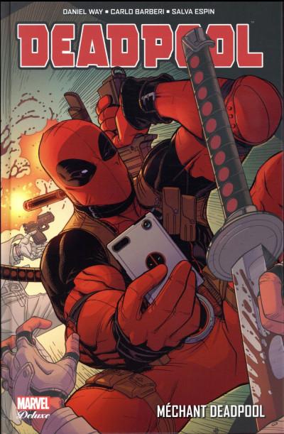 Couverture Deadpool tome 5