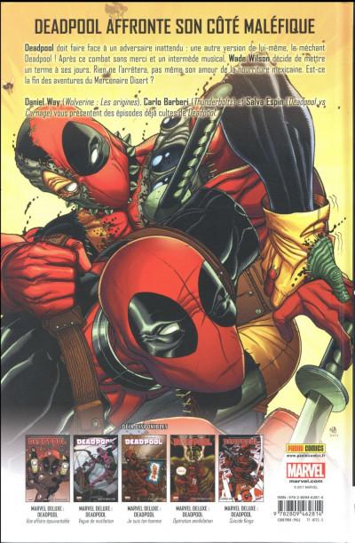 Dos Deadpool tome 5