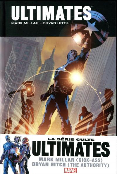 Couverture Ultimates par Millar et Hitch tome 1