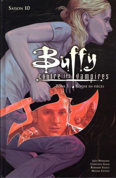 Couverture Buffy contre les vampires - saison 10 tome 5