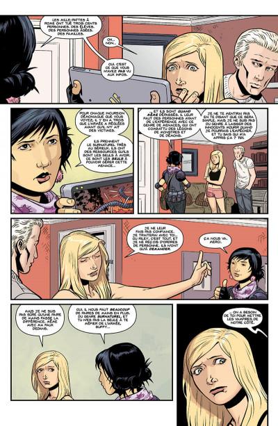Page 0 Buffy contre les vampires - saison 10 tome 5