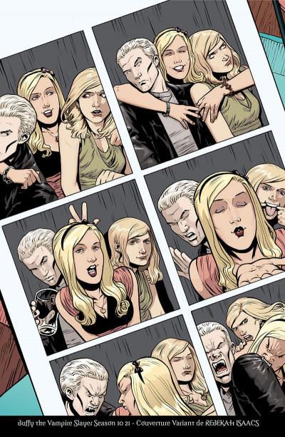 Page 5 Buffy contre les vampires - saison 10 tome 5