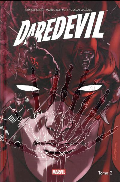 Couverture Daredevil tome 2