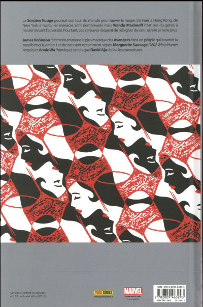 Dos La sorcière rouge tome 2