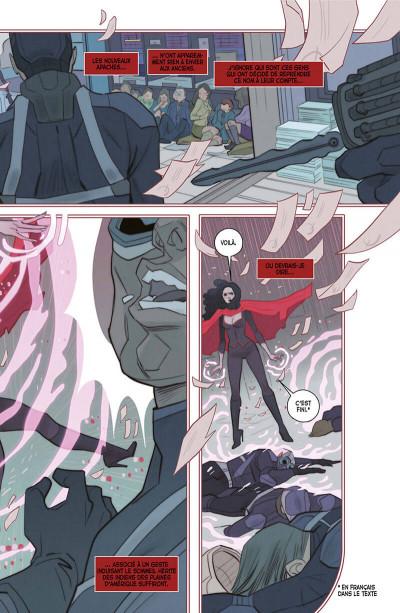 Page 0 La sorcière rouge tome 2