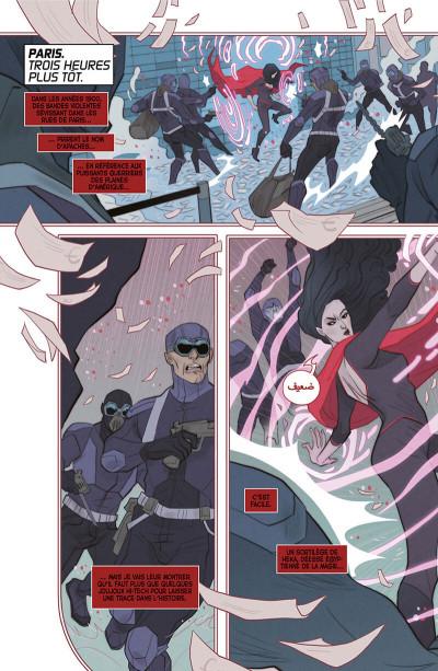 Page 9 La sorcière rouge tome 2