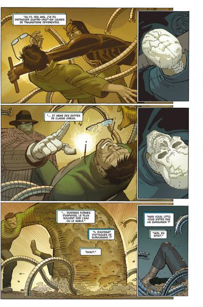 Page 0 Spider-Man - L'étrangère aux cheveux roux