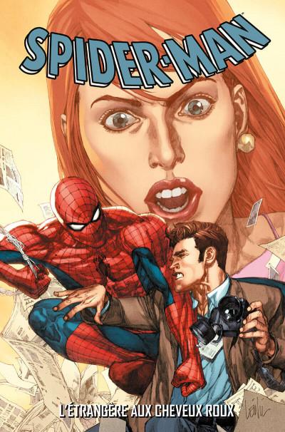 Page 2 Spider-Man - L'étrangère aux cheveux roux